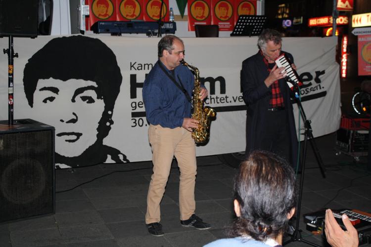 Carsten Bethmann + Holger Kirleis